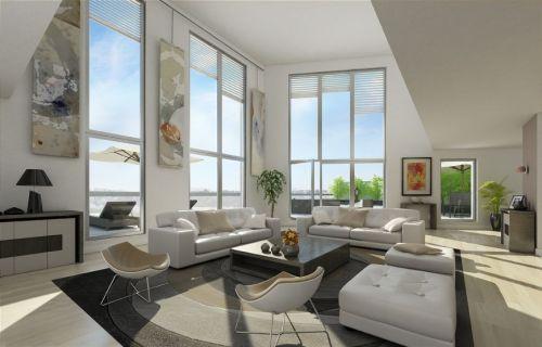 Appartement f2 neuf boulogne billancourt de 56 m2 for Appartement f2 neuf